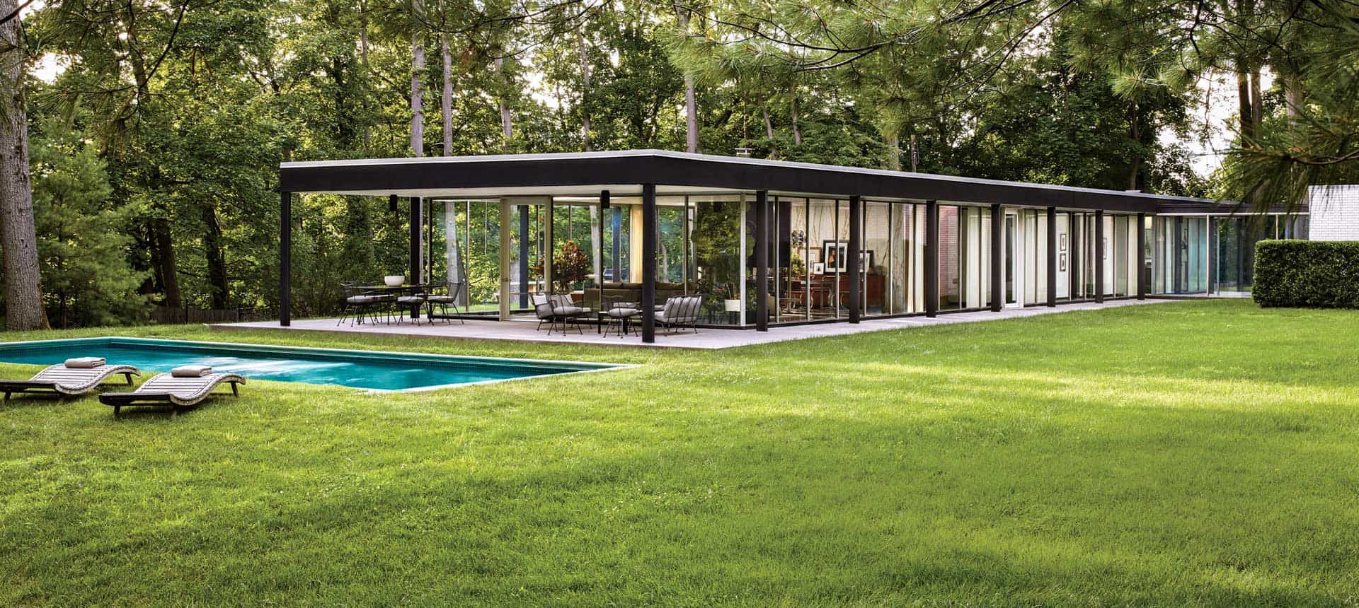 Mid century modern homes modern homes portland