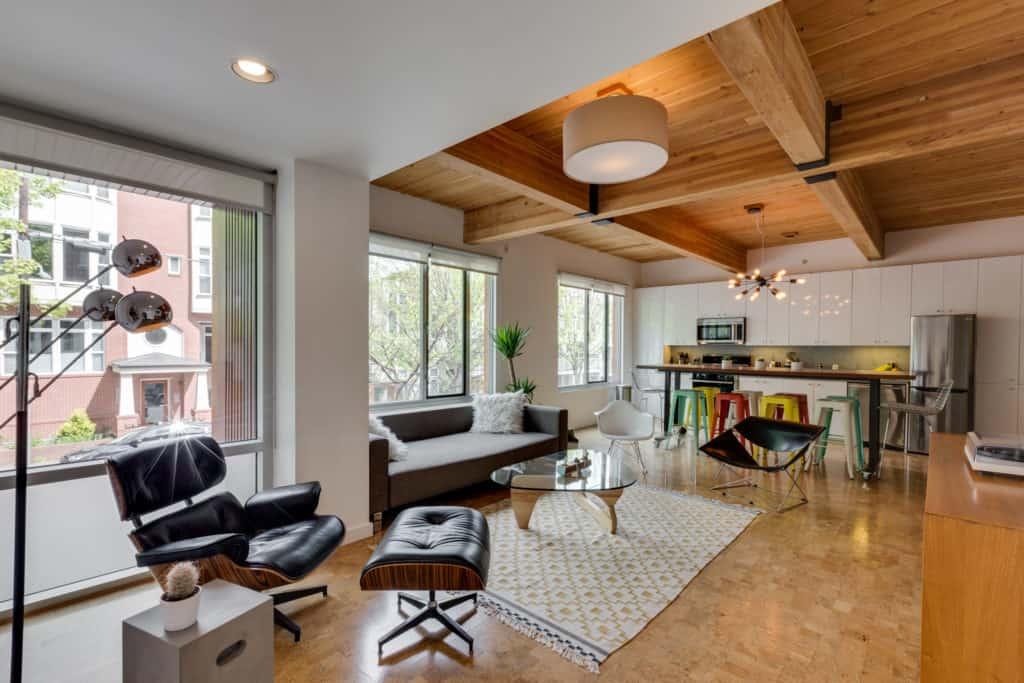 Contemporary Nw Condo For Sale Modern Homes Portland