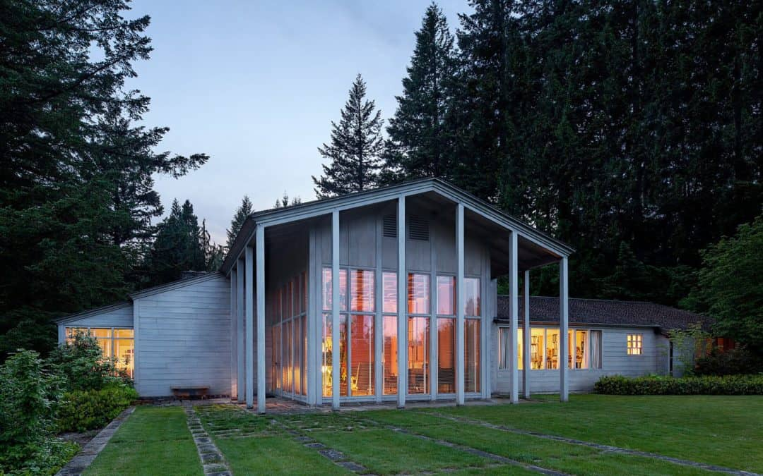 Watzek House Tour – a John Yeon Architectural Masterpiece