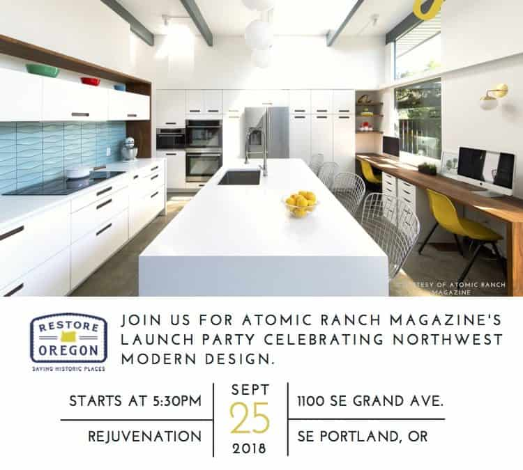 Atomic Ranch Launch Party at Rejuvenation