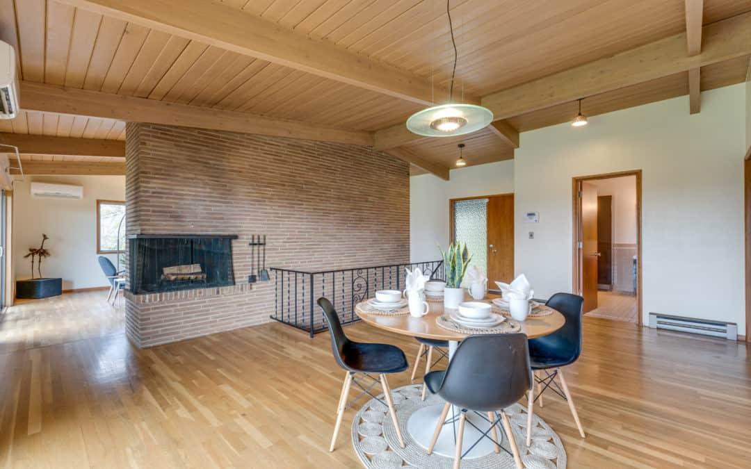 JUST LISTED: Northwest Style Mid-Century Retreat
